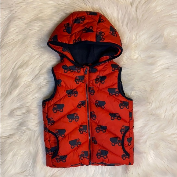 Toddler warm vest - size 18-24months